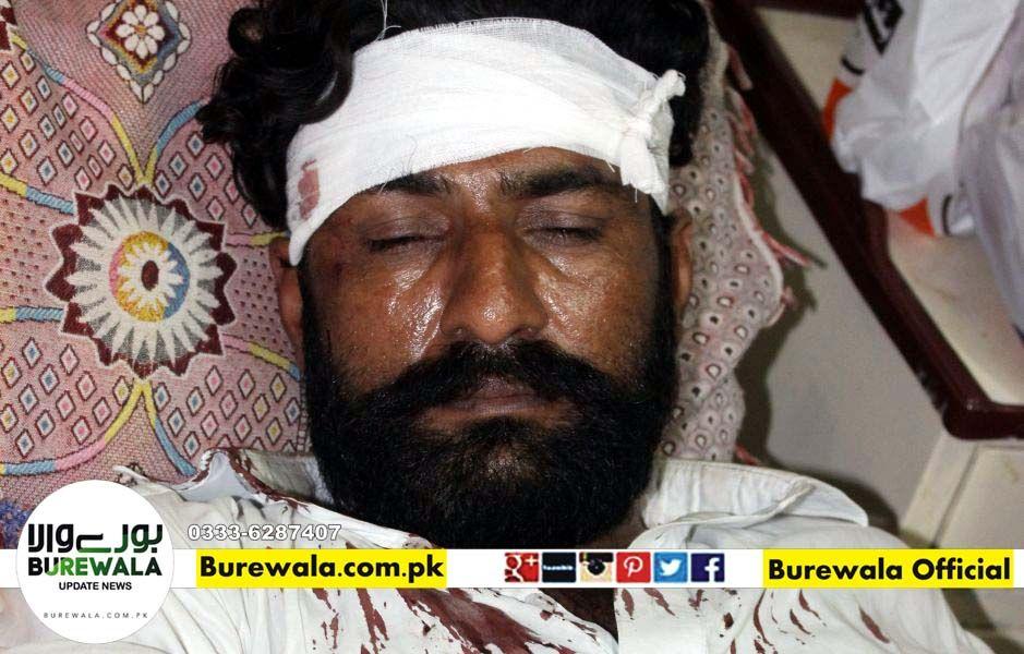 دیرینہ رنجش پر لڑائی میں زخمی ہونے والوں پر مخالفین کی تحصیل ہیڈکوارٹر ہسپتال میں اندھا دھند فائرنگ