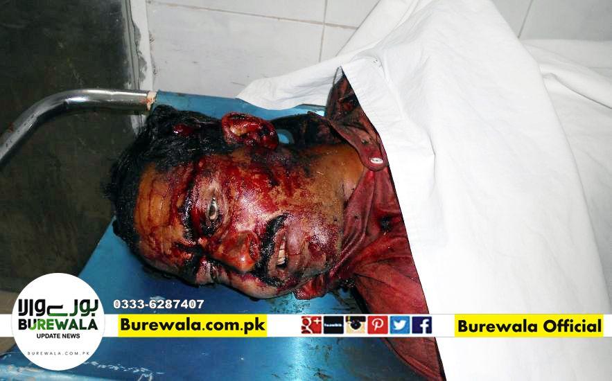 ن لیگ کے حامیوں کی کسان اتحاد کے کارکنوں پر فائرنگ